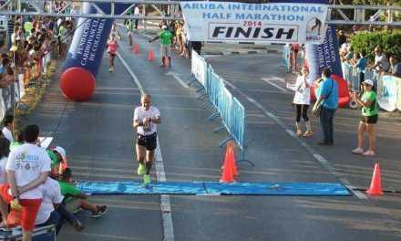 Todo listo para una nueva edición de la Media Maratón de Aruba