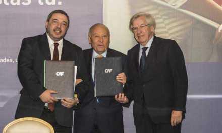 Argentina, Paraguay, Perú, República Dominicana, Uruguay y Venezuela firman aporte de capital pagado a CAF por un total de USD 1.865,7 millones
