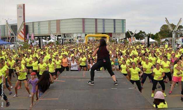Costa Urbana Shopping invita a ejercitarse con destacados profesores de fitness