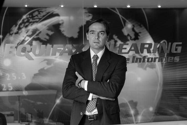Santiago Parodi - director de Cuentas Corporaivas para Equifax Uruguay