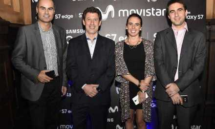 Movistar y Samsung presentaron la nueva línea de smartphones Galaxy S7 y S7 EDGE en Uruguay