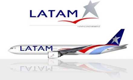 LATAM Airlines Group reporta estadísticas operacionales preliminares para febrero 2016