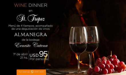 """Enjoy Conrad inaugura veladas de maridaje en el restaurante """"St. Tropez"""""""