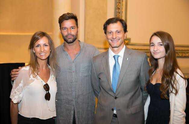 Scotiabank presentó el show de Ricky Martin, con record de ventas y entradas agotadas