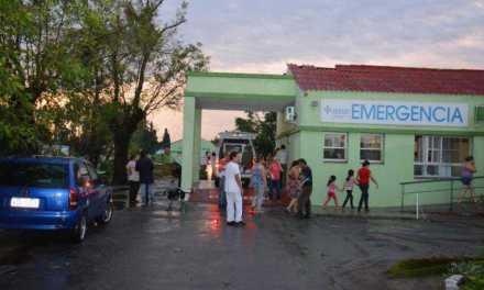 Médicos voluntarios presentes en Dolores. Hospital y mutualistas en situación compleja