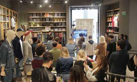 Levi's® abrió las puertas de su renovada tienda en Punta Carretas Shopping para celebrar el mítico 501®