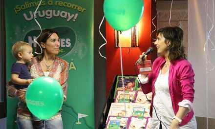 Campaña de Huggies promueve la estimulación temprana y el vínculo de los padres con sus hijos