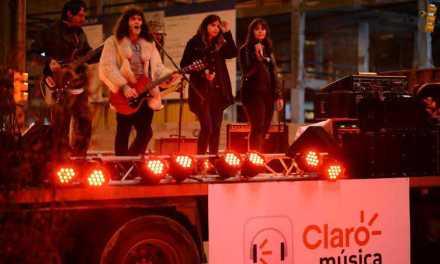 Dinamita & La Swing Factory colmarán de rock la Sala Zitarrosa con el auspicio de Claro