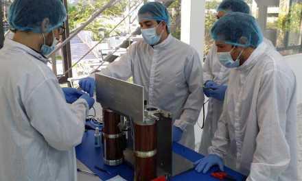 Lanzaron al espacio los primeros nanosatélites fabricados en Zonamerica