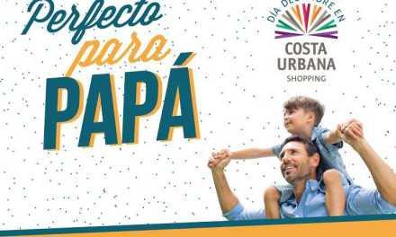 Costa Urbana Shopping sorteará un auto Mitsubishi Mirage G4 por el Día del Padre