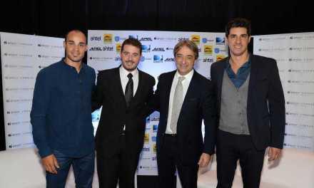 Enjoy Conrad recibió a Andrés Silva en la previa a su participación en los Juegos Olímpicos