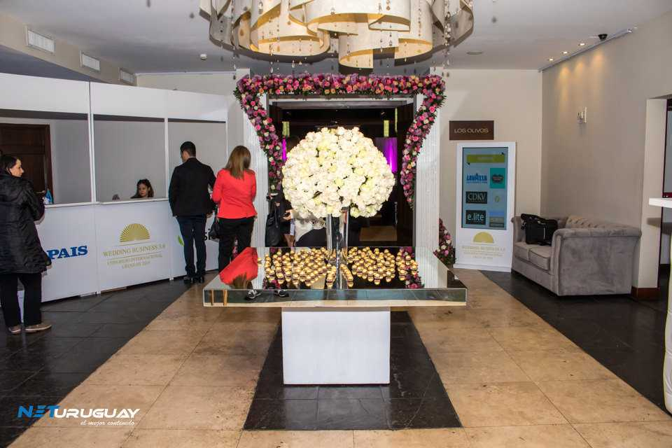 Comenzó el mayor evento de Wedding Planner de América en Montevideo