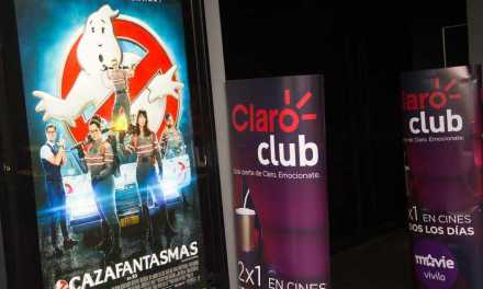 Clientes de Claro Club disfrutaron la nueva versión de Cazafantasmas