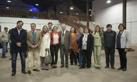 La emblemática Casa Evans luce renovada con el apoyo de Montes del Plata