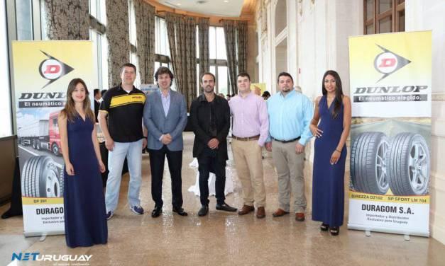DUNLOP realizó su primer encuentro de distribuidores en Uruguay