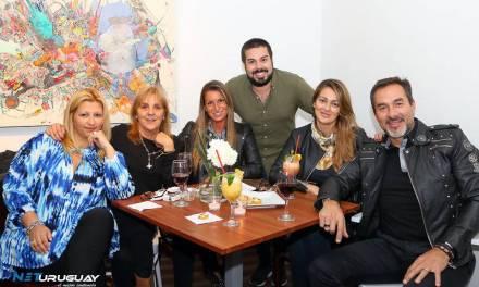 Maxi Taborda celebró sus 25 años