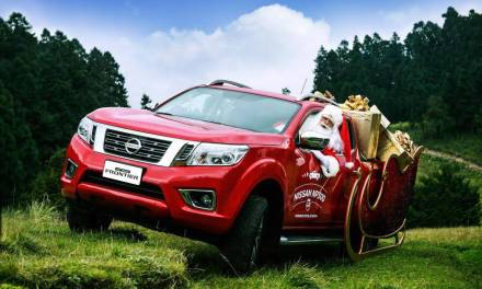 Nissan Uruguay se une a la campaña regional para ayudar a Papá Noel