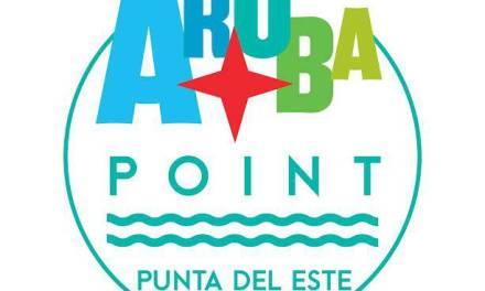 """La """"Isla Feliz"""" se hará presente en la temporada de Punta del Este con un exclusivo Aruba Point"""