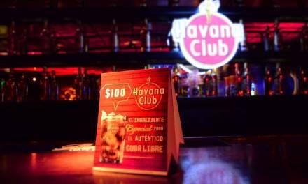 Havana Club llevó el sabor cubano a Café del Río en Colonia