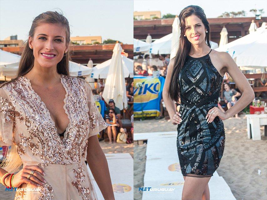 Emma Indumentaria brindó un adelanto de su nueva colección en Playa Bikini