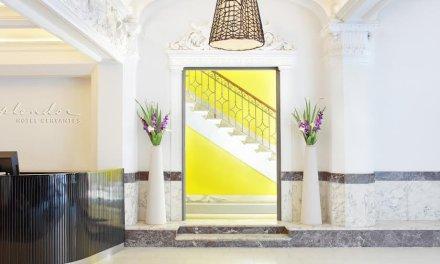 Esplendor Hotel Montevideo vuelve a sus orígenes y se convierte en Esplendor Hotel Cervantes