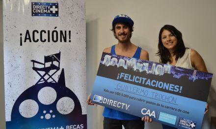 """El corto """"Vivimos"""" ganó el concurso DIRECTV CINEMA + Becas en Uruguay"""