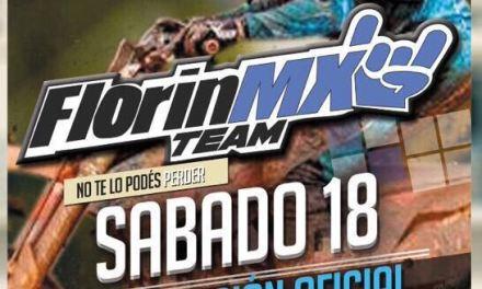 Motocross: Cardona 'se para en dos ruedas' al rugir de los motores del Florin MX Team