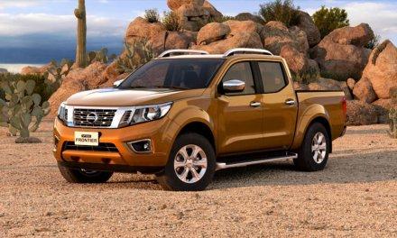 La nueva Nissan NP300 Frontier será el vehículo oficial de la Expoactiva Nacional