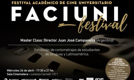 DIRECTV organiza su segundo Festival de Cine Universitario en Cinemateca Uruguaya