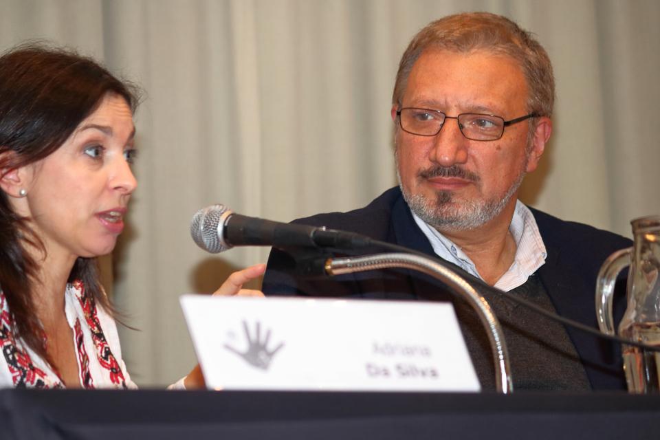 Segundo día del V Congreso Internacional de Mobbing y Bullying en el Radisson Montevideo
