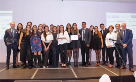Se realizó la 7a. Edición de los Premios Crear y Mención Especial Deloitte a las mejores prácticas de Recursos Humanos en Uruguay