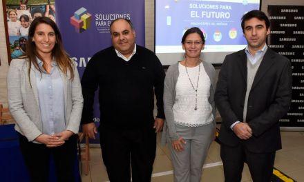 """Samsung lanza la segunda edición del certamen """"Soluciones para el Futuro"""" en Uruguay"""