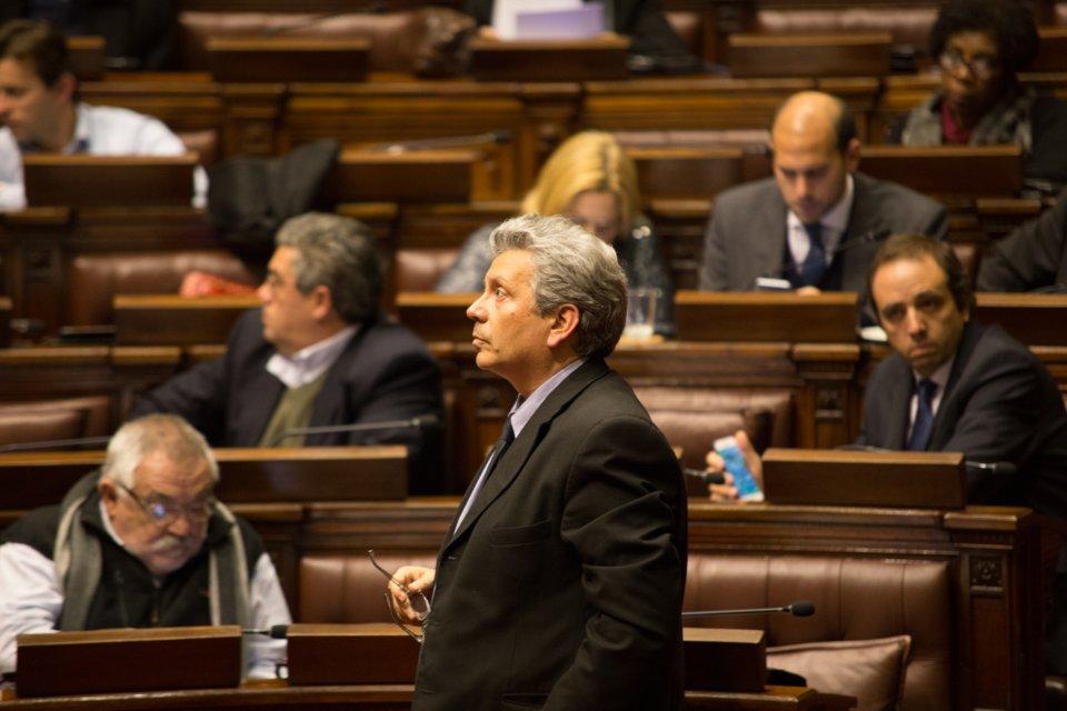 El Diputado Arq. Aldo Lamorte presentó pedido de informes al Ministerio del Interior