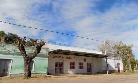 El Club Juventud Unida de Pueblo Gil reacondicionó sus instalaciones con el apoyo de Montes del Plata