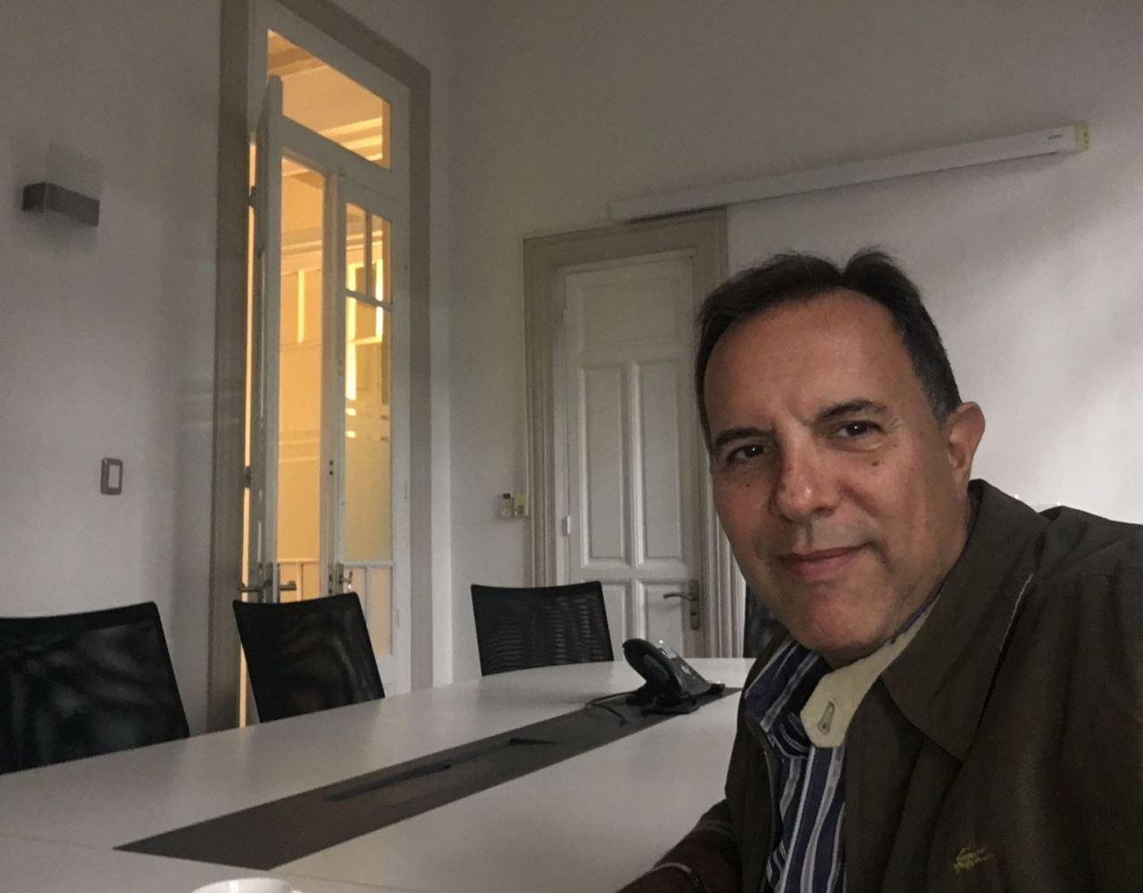 """Eduardo Manzino: """"pertenecer a Caufran es una de las decisiones más inteligentes"""""""
