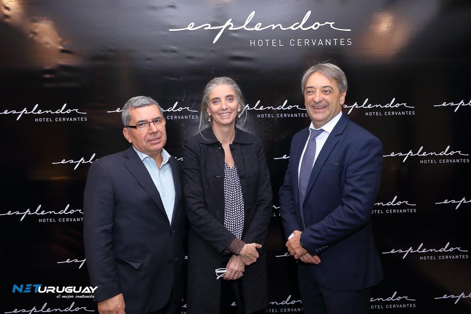 Esplendor Hotel Cervantes organizó una exclusiva cata sensorial para sus clientes