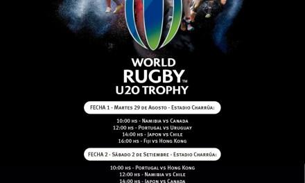 DIRECTV acerca a los uruguayos el sueño de Los Teritos por lograr el World Rugby U20s Trophy