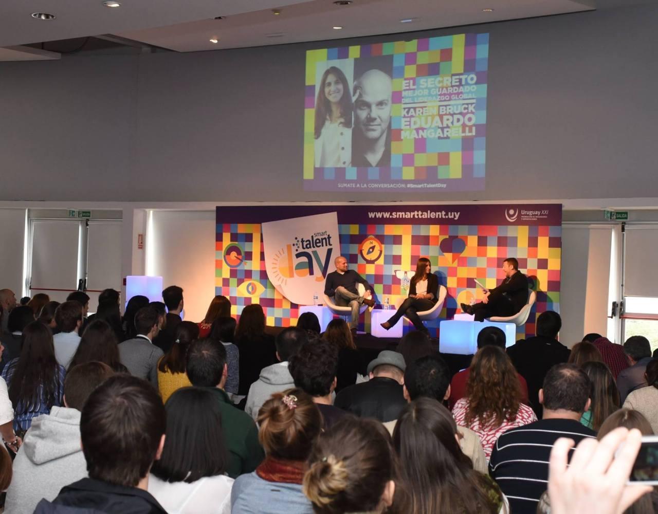 Uruguay XXI organiza la segunda edición del Smart Talent Day