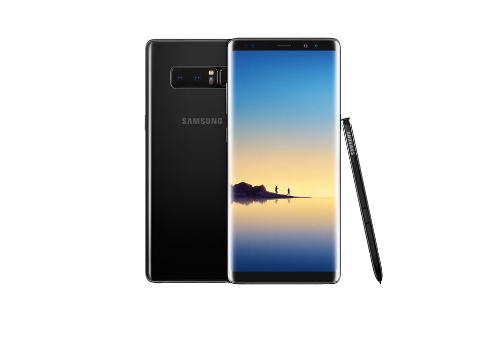 Samsung lanza la preventa exclusiva del Galaxy Note8
