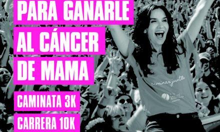 AVON convoca a ponerse en movimiento para ganarle al cáncer de mama