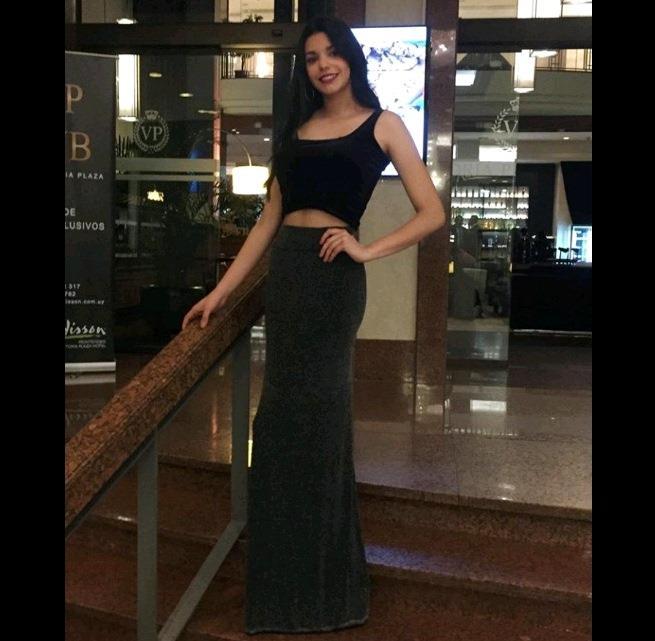 Marisol Acosta es la nueva Miss Universo Uruguay 2017 y viajará en noviembre a Miss Universo