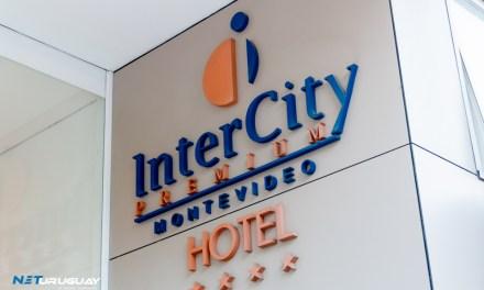 HOTEL INTERCITY MONTEVIDEO CELEBRÓ SEIS AÑOS