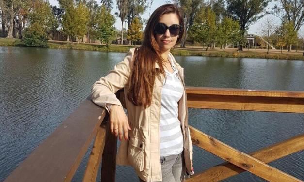 """Natalia Vaz: """"Todo lo que se hace con amor y por amor a ello, sale bien…"""""""