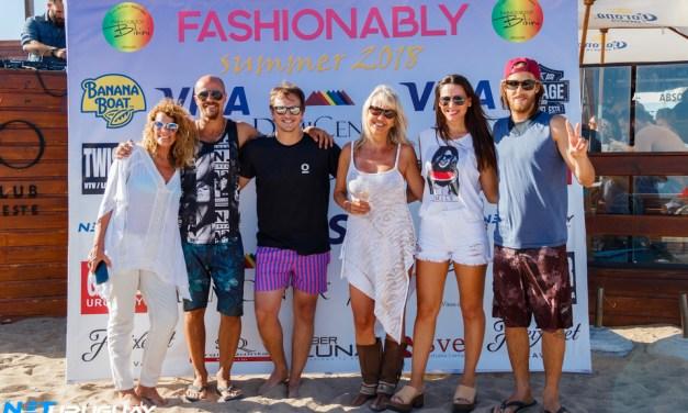 Bikini Beach vivió un nuevo desfile de la mano de Flavia Pintos