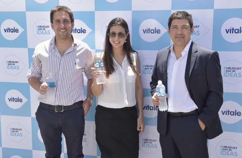 Vitale premió al ganador del concurso #UruguayPaísDeIdeas