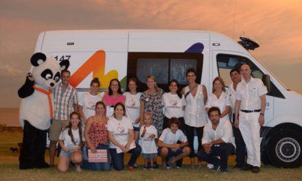 ucm apoyó la jornada de sensibilización Escuchá su corazón de Fundación Corazoncitos