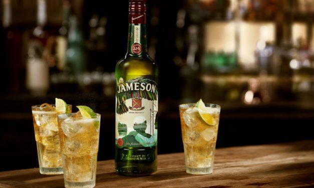 Jameson celebra St. Patrick's con una edición especial que rinde tributo a la amistad