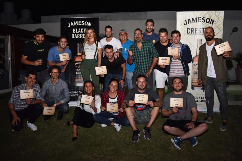 Jameson celebró St. Patrick's Day en Montevideo con selectas catas