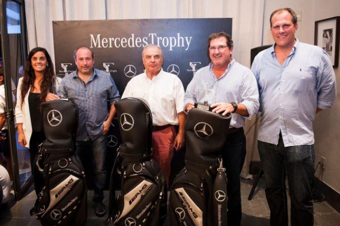 Tres uruguayos llegan a la final continental del torneo de golf MercedesTrophy