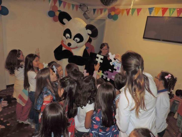 Junto a Ucemito, ucm promueve hábitos saludables en los cumpleaños de los socios más pequeños